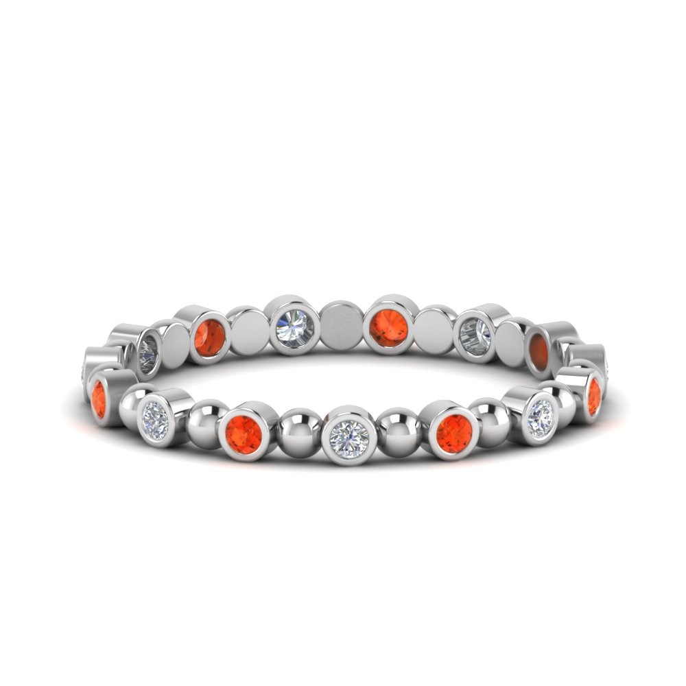 0.25-carat-diamond-bezel-bead-wedding-band-with-orange-topaz-in-FDEWB123630RO(1.50MM)GPOTO-NL-WG