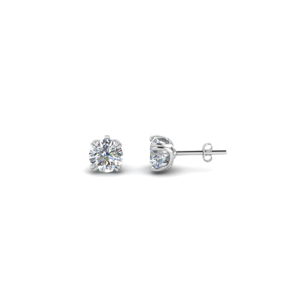 0.40 Carat Diamond Stud Earring