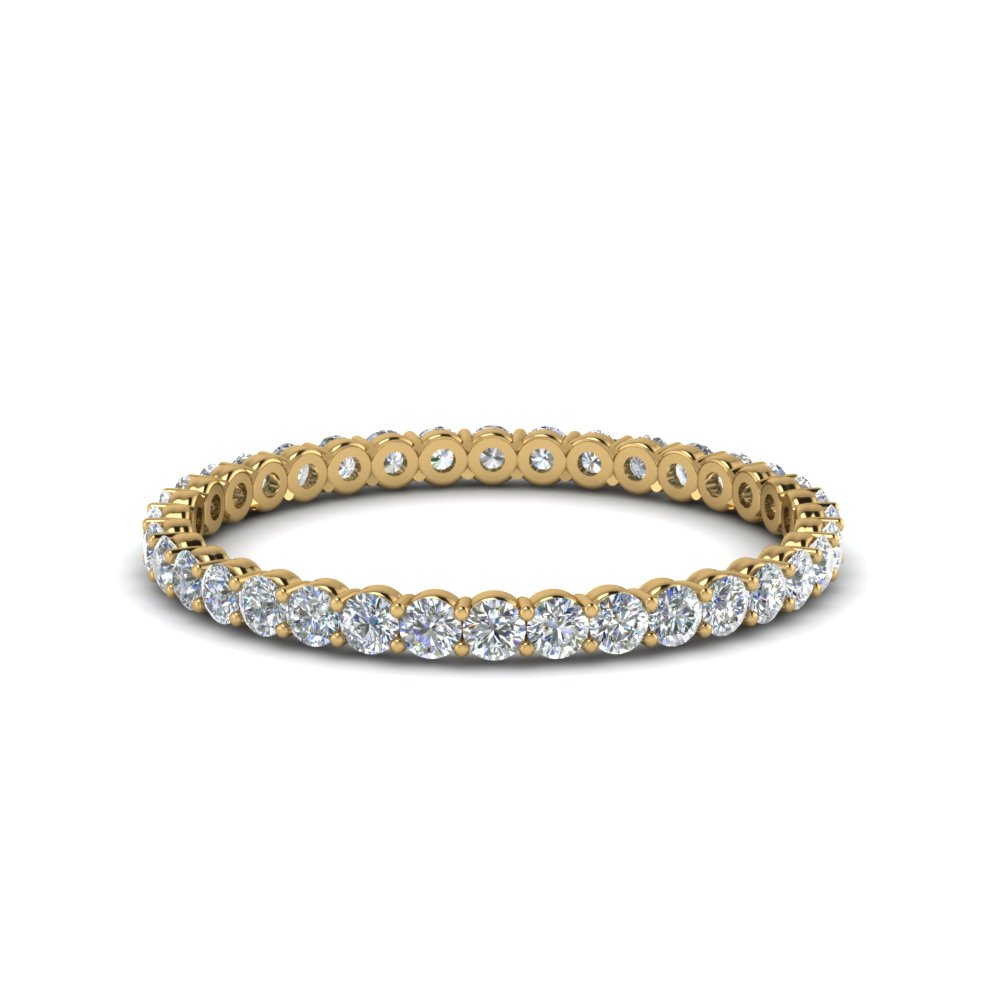 0.50 Ct. Round Diamond Eternity Ring