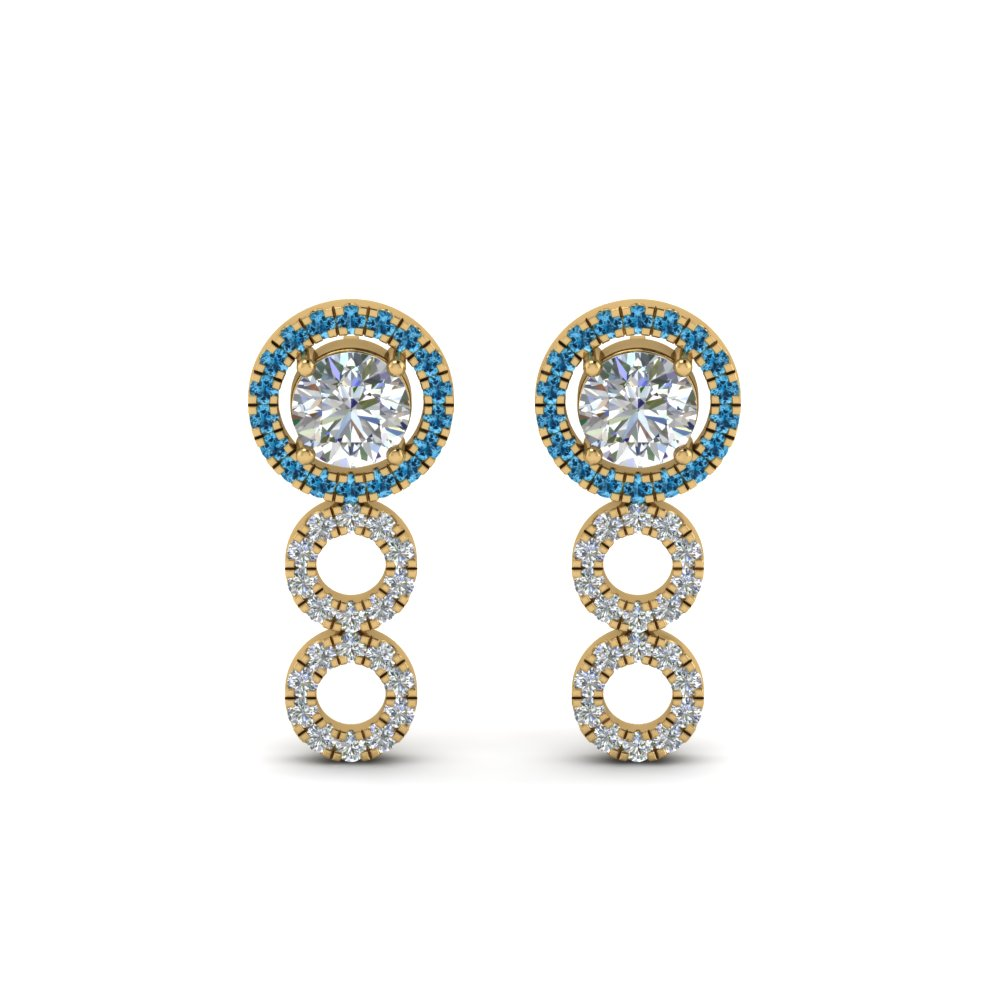 0.75-carat-halo-diamond-drop-earring-with-blue-topaz-in-FDEAR8975GICBLTOANGLE1-NL-YG