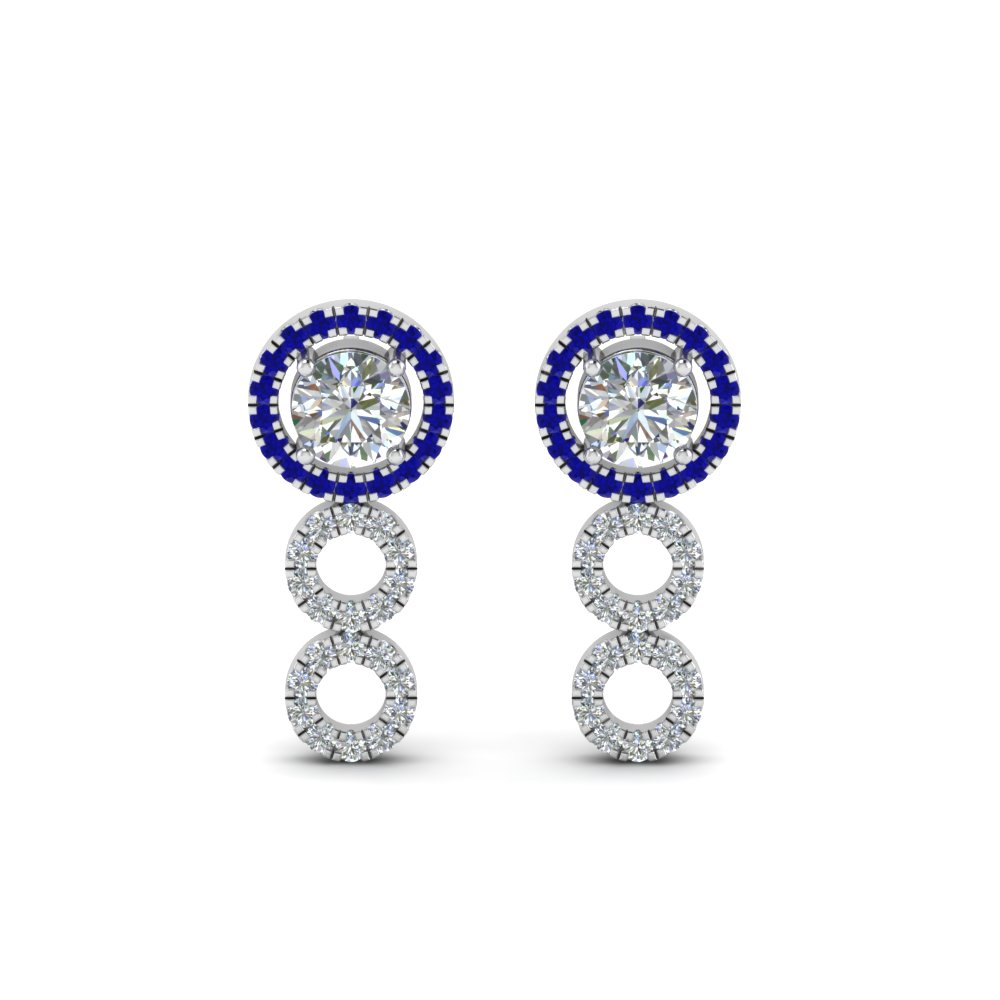 0.75-carat-halo-diamond-drop-earring-with-sapphire-in-FDEAR8975GSABLANGLE1-NL-WG