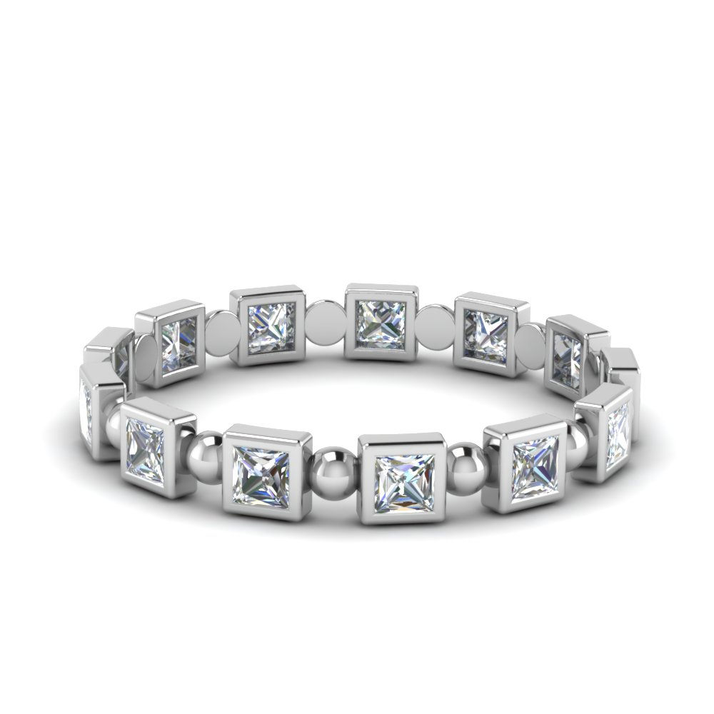0.75-carat-princess-diamond-bezel-bead-wedding-band-in-FDEWB123630PR(2.00MM)-NL-WG