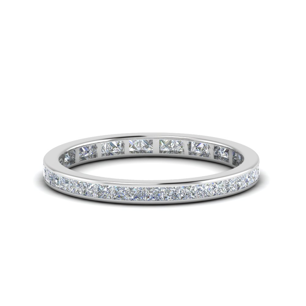 eternity ring sparkle rings bands styles anniversary on pinterest band baguette best wedding for images diamond setting