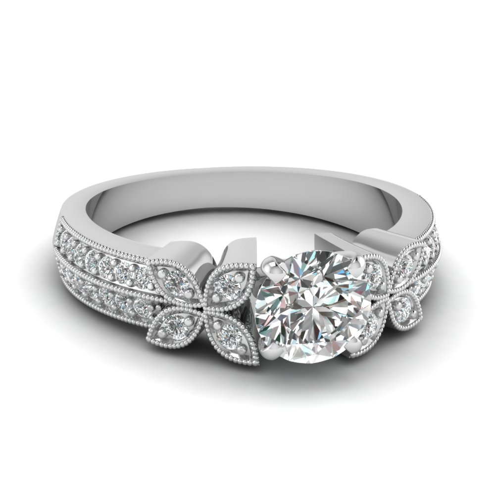 Carat Daisy Diamond Ring