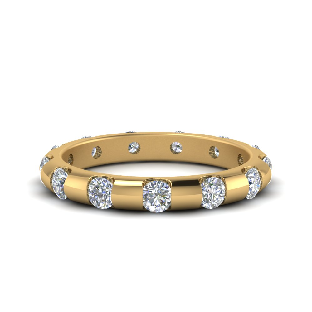 1 Carat Diamond Eternity Band