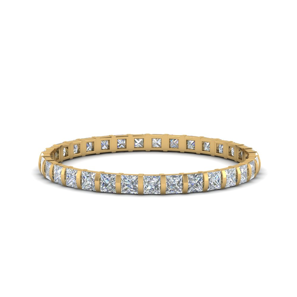 Princess Bar Set Eternity Band