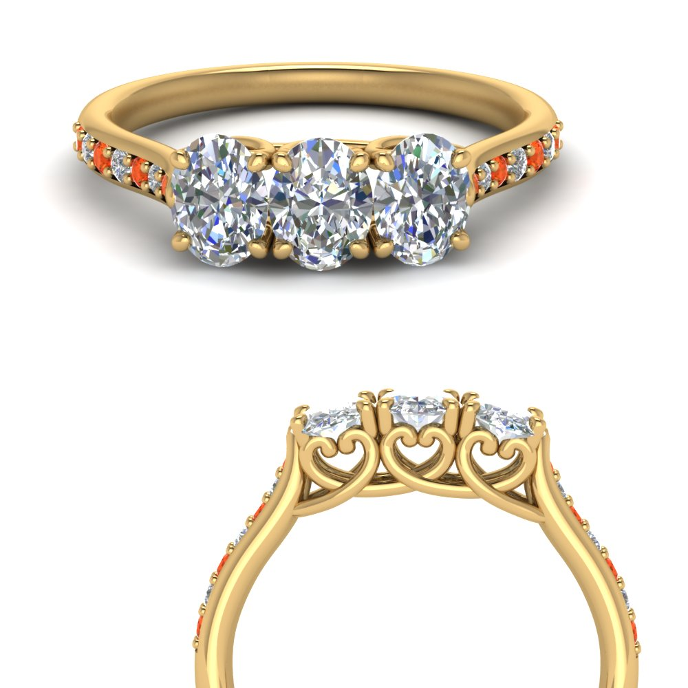 1-carat-diamond-cathedral-oval-3-stone-wedding-band-with-orange-topaz-in-FD123332OV(0.25CT)GPOTOANGLE3-NL-YG.jpg