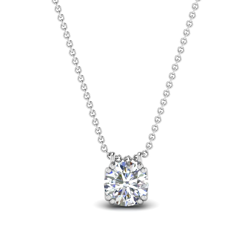 Beautiful Solitaire Pendants