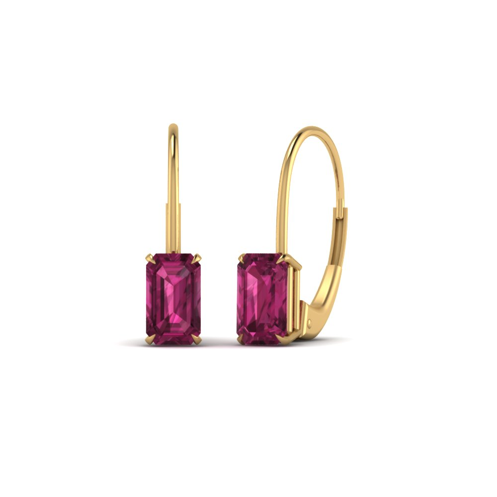 1-carat-pink-sapphire-leverback-stud-earring-in-FDEAR9225EM(0.50CT)GSADRPIANGLE1-NL-YG