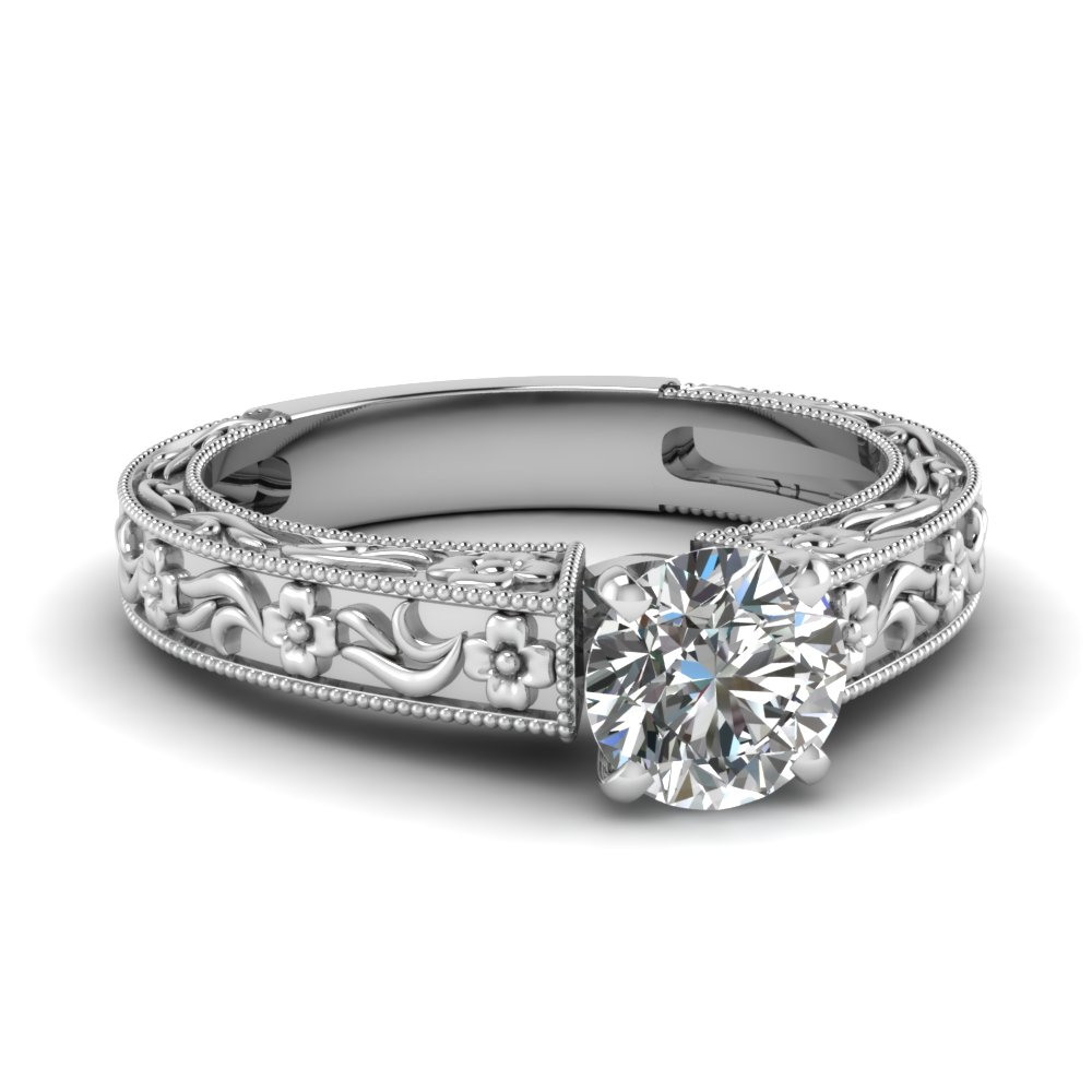 1-carat-round-diamond-solitaire-filigree-engagaement-ring-in- FDENS3504ROR-NL-WG