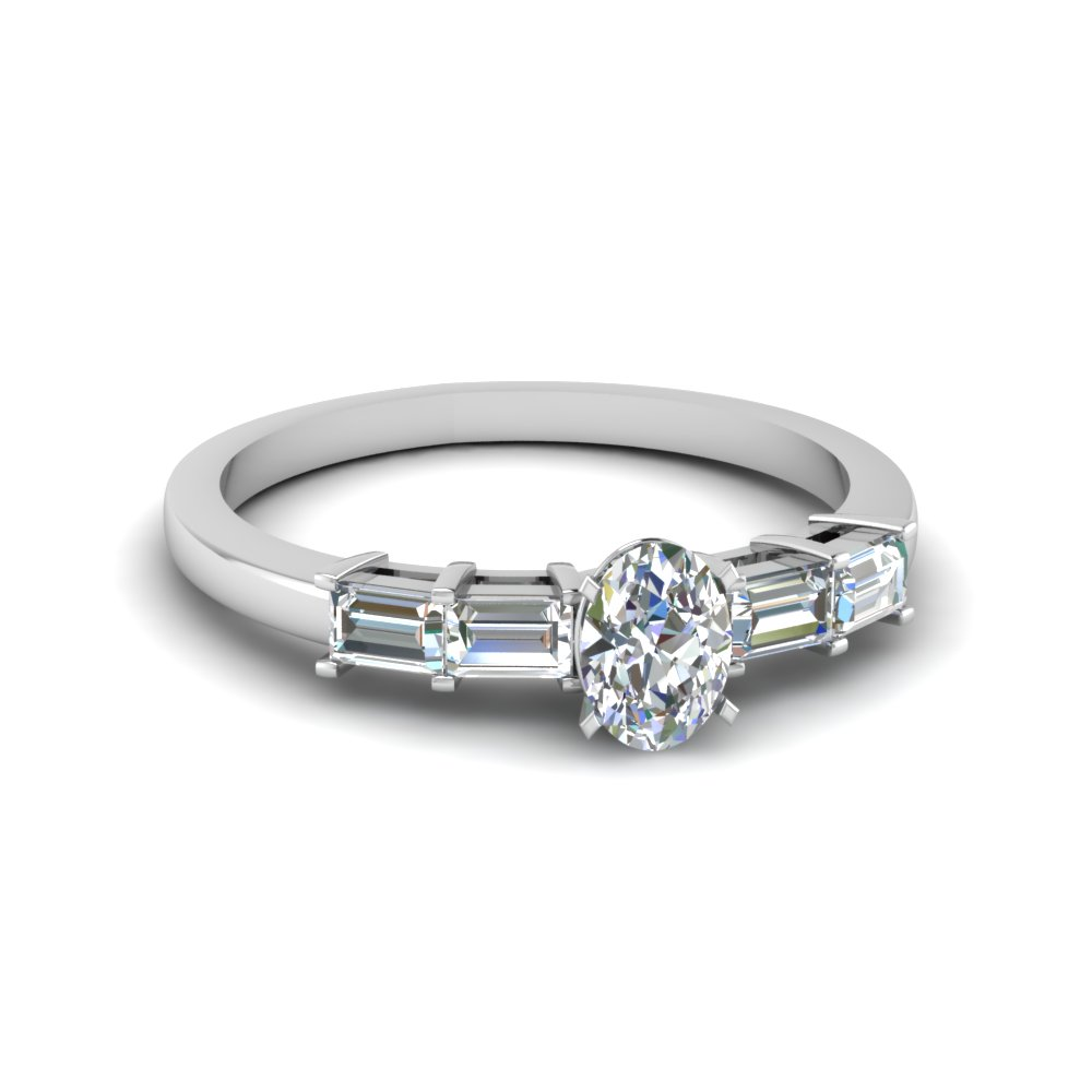 1 ct. diamond basket baguette oval shaped engagement ring in FDENS3076OVR NL WG.jpg