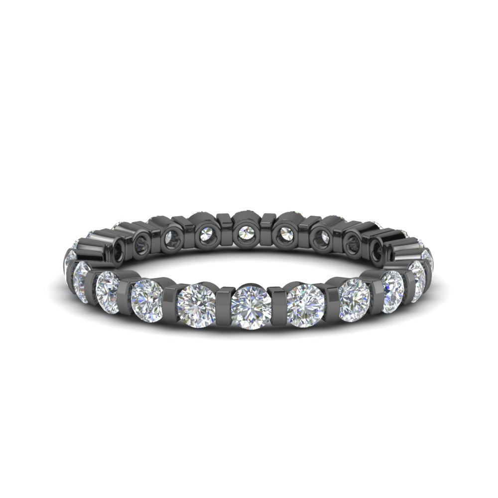 1 Ct. Round Diamond Eternity Ring