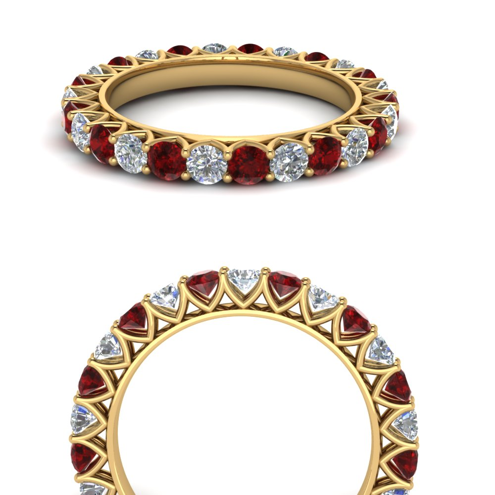 1.50-Ct.-diamond-classic-round-eternity-anniversary-band-with-ruby-in-FD123391RO(2.50MM)GRUDRANGLE3-NL-YG
