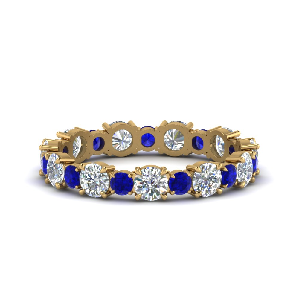 1.50 Ct. Sapphire Eternity Band