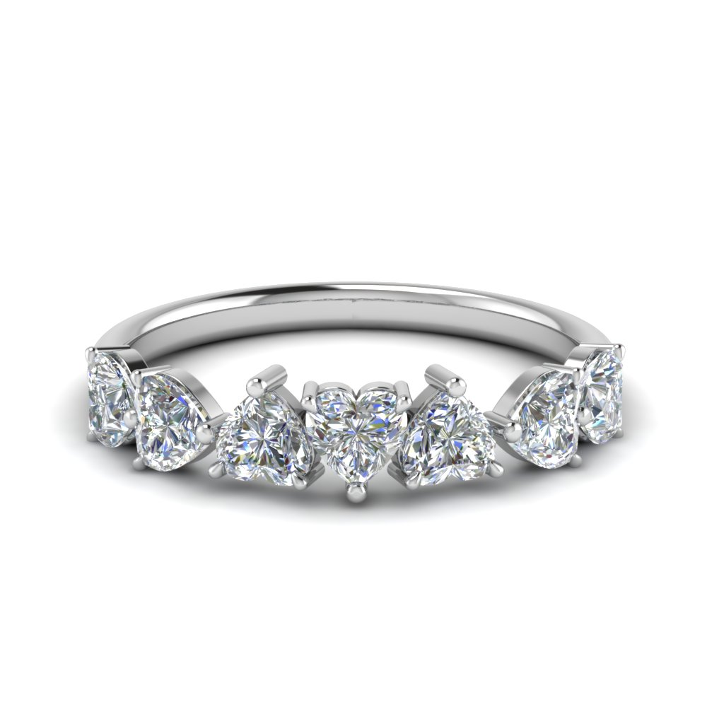 1.75 Ct. Diamond 7 Stone Band