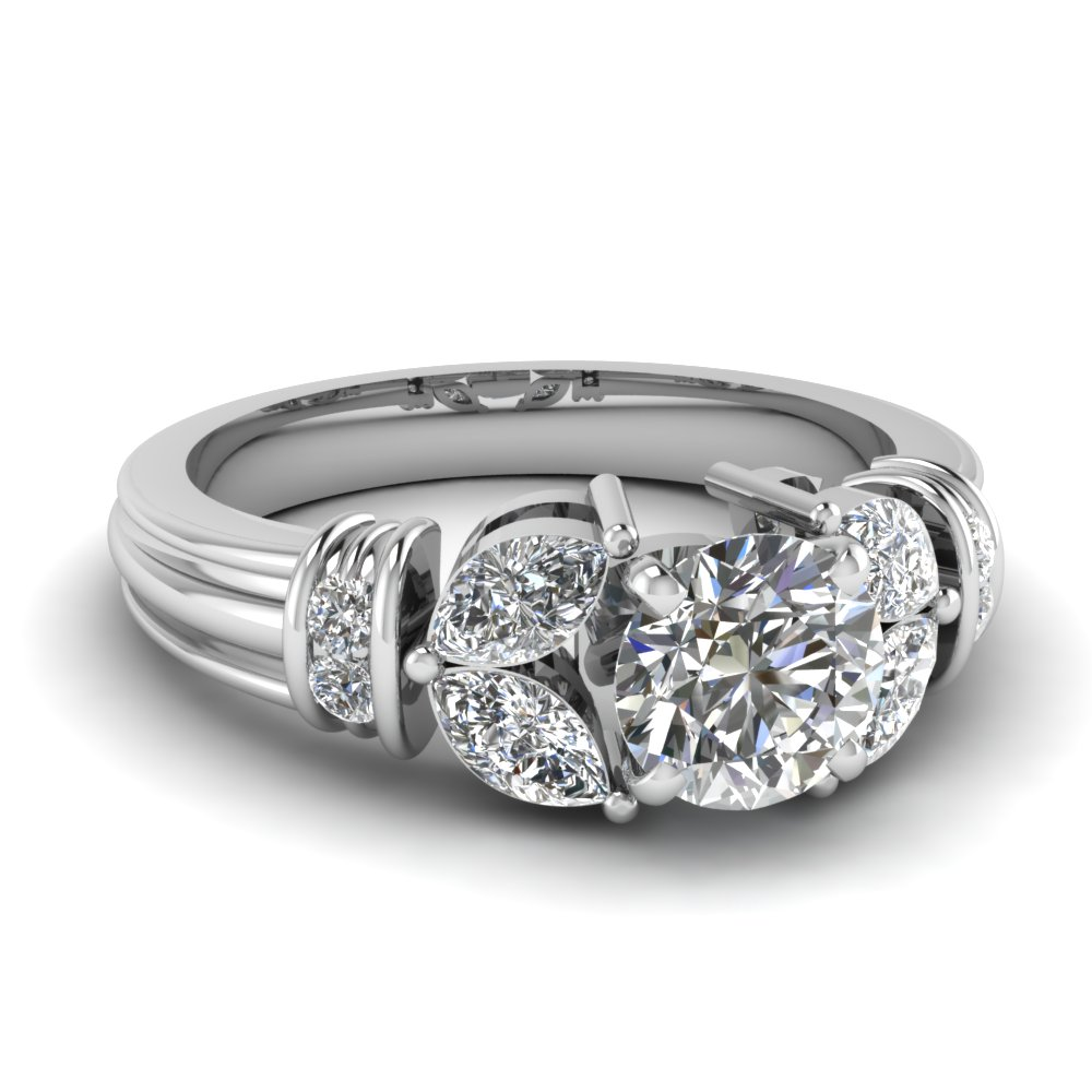 1.50 ct. diamond vintage petal round cut engagement ring in FDENR2112ROR NL WG.jpg