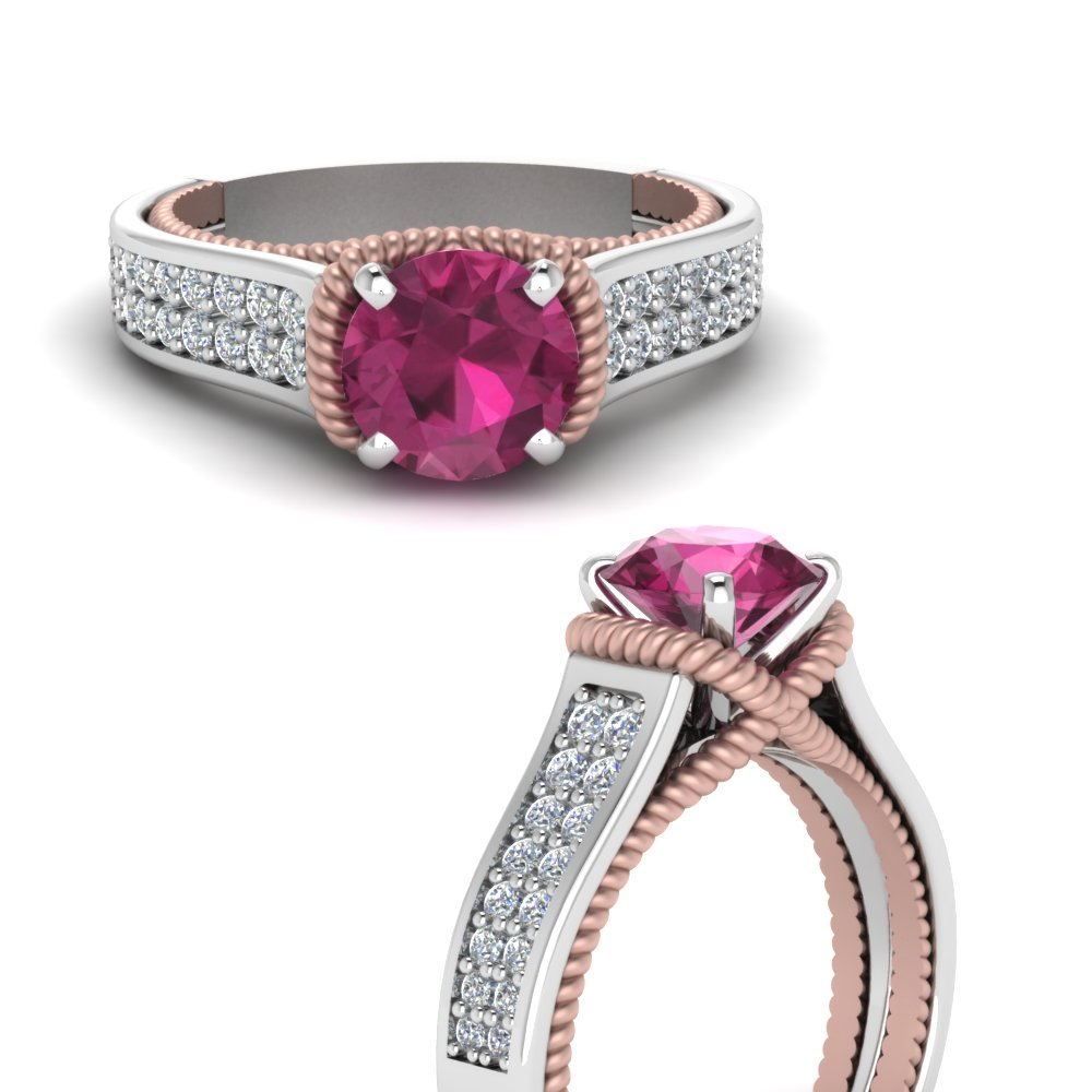 2-row-pink-sapphire-engagement-ring-in-FDENR9508-RORGPSANGLE3-NL-WG