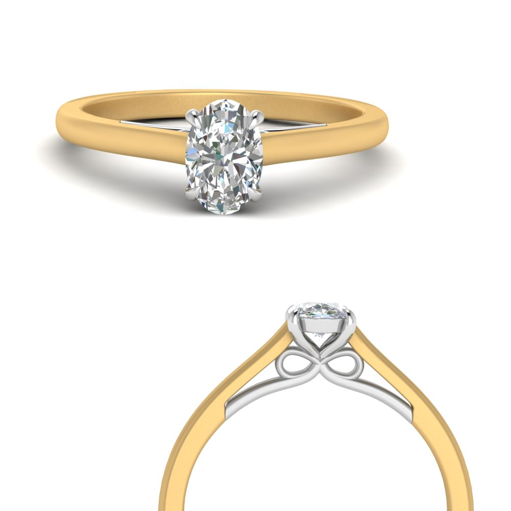 2-tone-bow-oval-shaped-solitaire-diamond-ring-in-FD123453OVRANGLE3-NL-YG