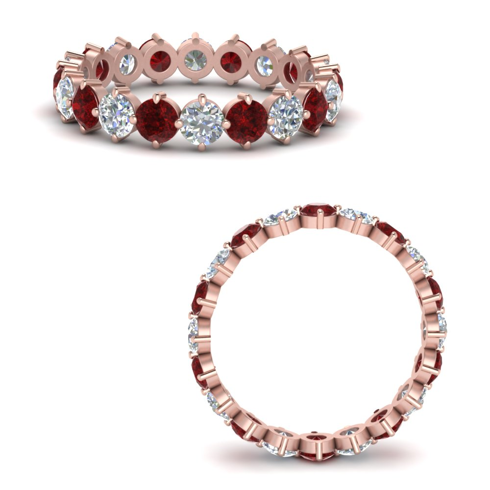 2.20-carat-compass-point-round-diamond-eternity-band-with-ruby-in-FDEWB123487(3.00MM)GRUDRANGLE3-NL-RG