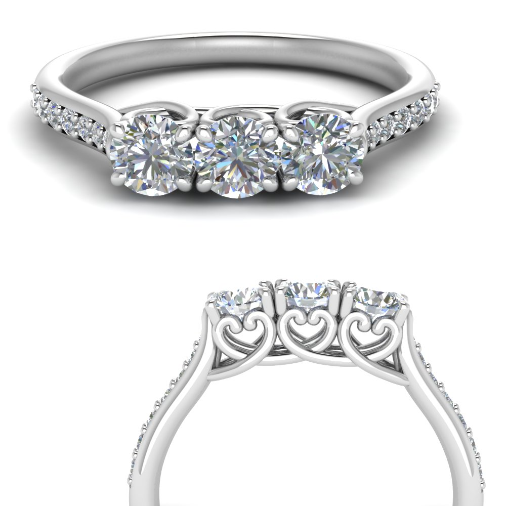2.25-carat-round-diamond-cathedral-3-stone-wedding-band-in-FD123332RO(0.75CT)ANGLE3-NL-WG