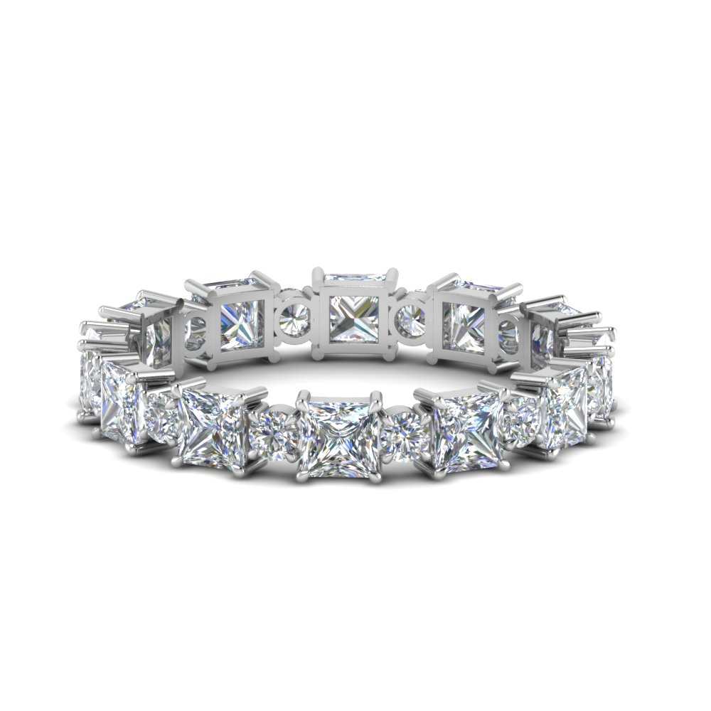 2.50-carat-art-deco-diamond-eternity-wedding-band-in-FDEWB123628PR(3.00MM)-NL-WG