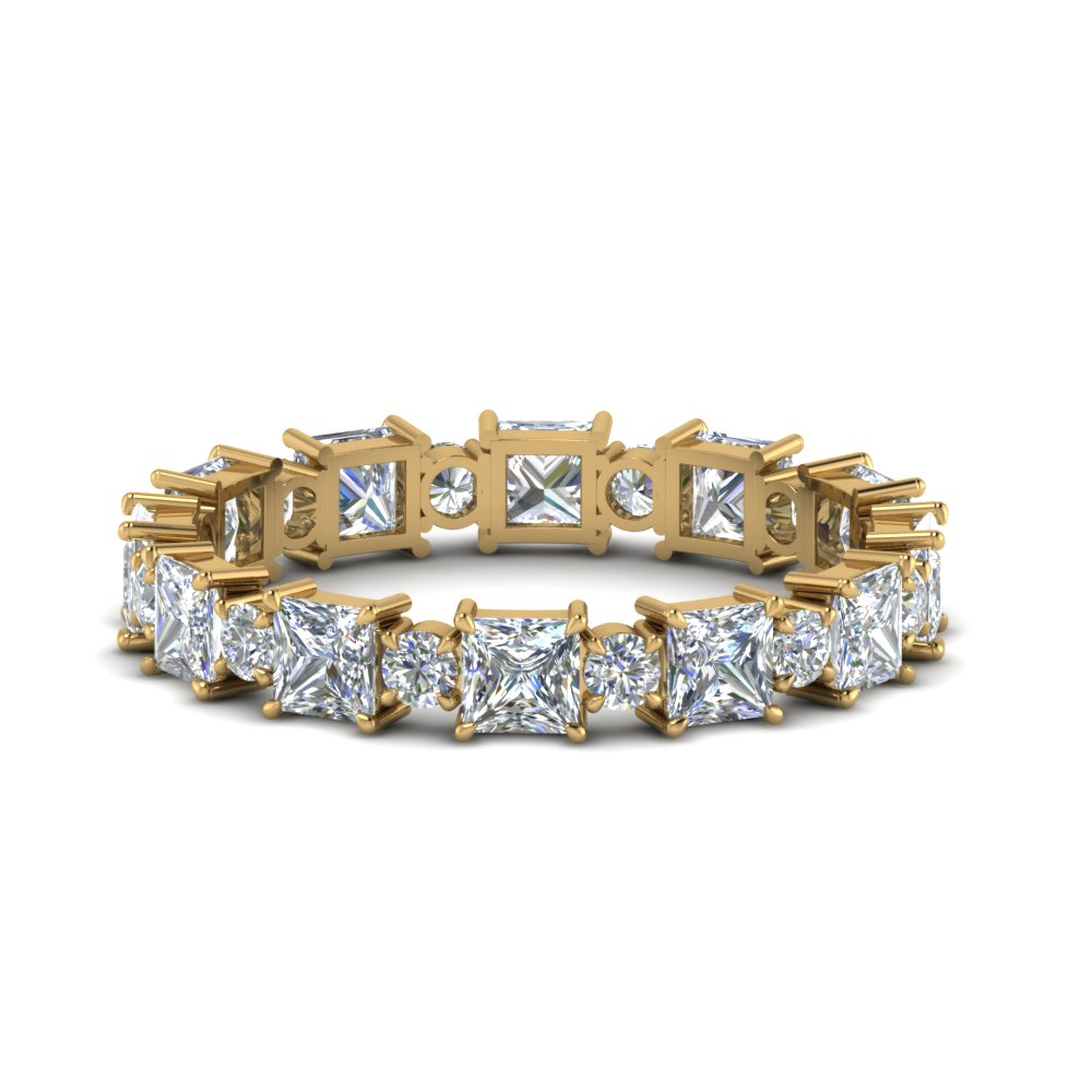 2.50 Carat Art Deco Diamond Band