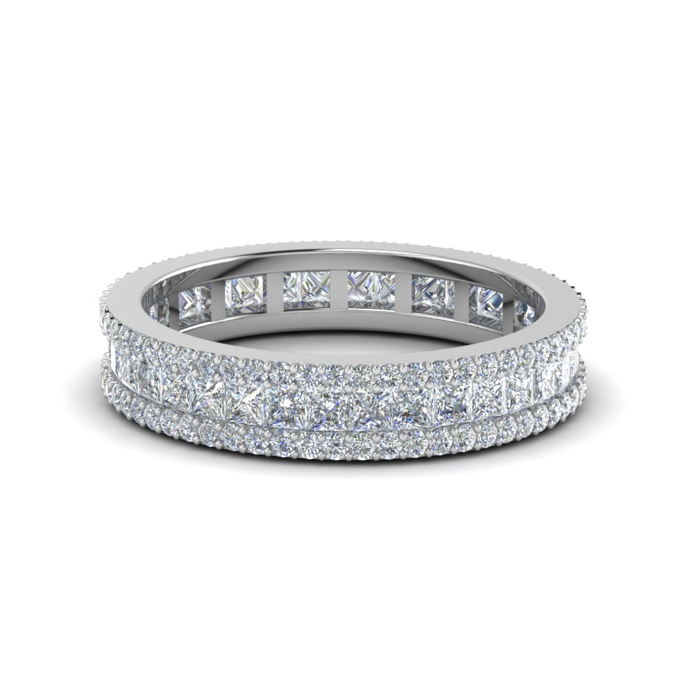Womens Diamond Bands