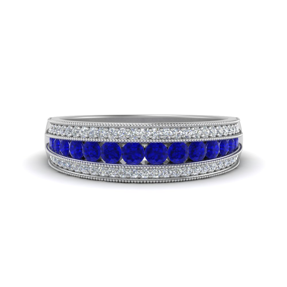 3-row-diamond-milgrain-band-with-sapphire-in-FD8680BGSABL-NL-WG