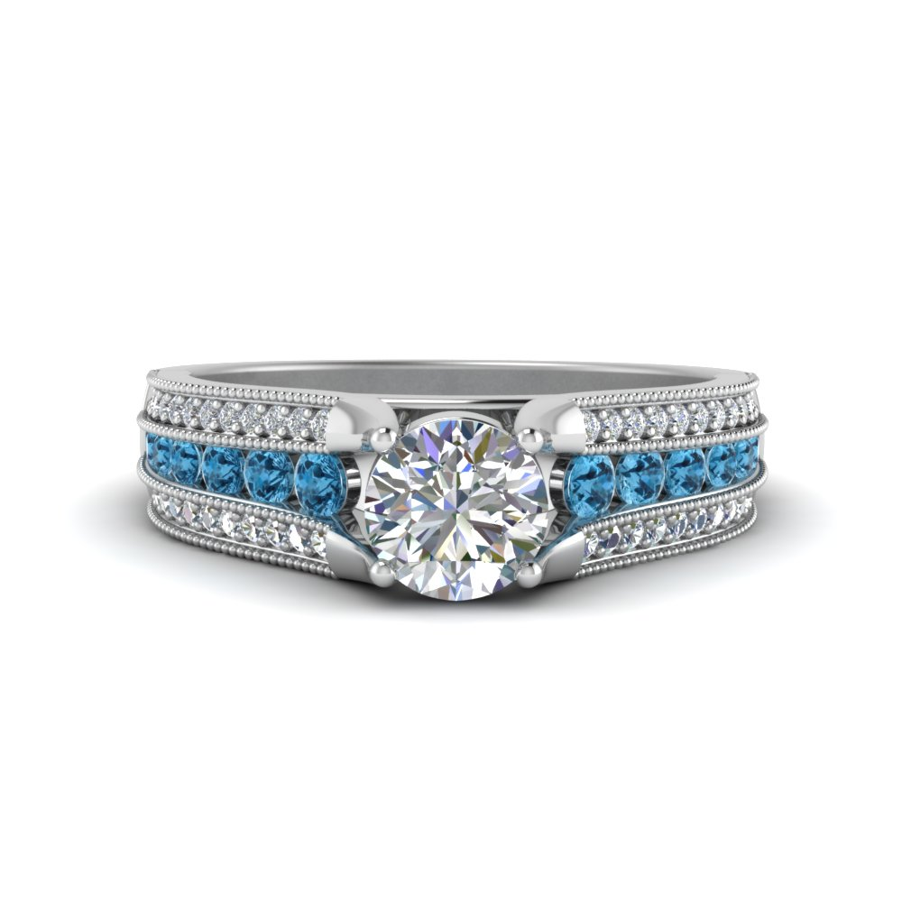 3-row-diamond-milgrain-engagement-ring-with-blue-topaz-in-FD8680RORGICBLTO-NL-WG