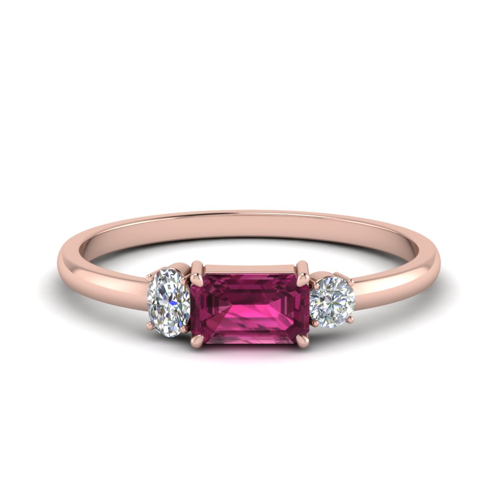 3 stone pink sapphire alternate wedding ring in FD9006EMGSADRPI NL RG.jpg