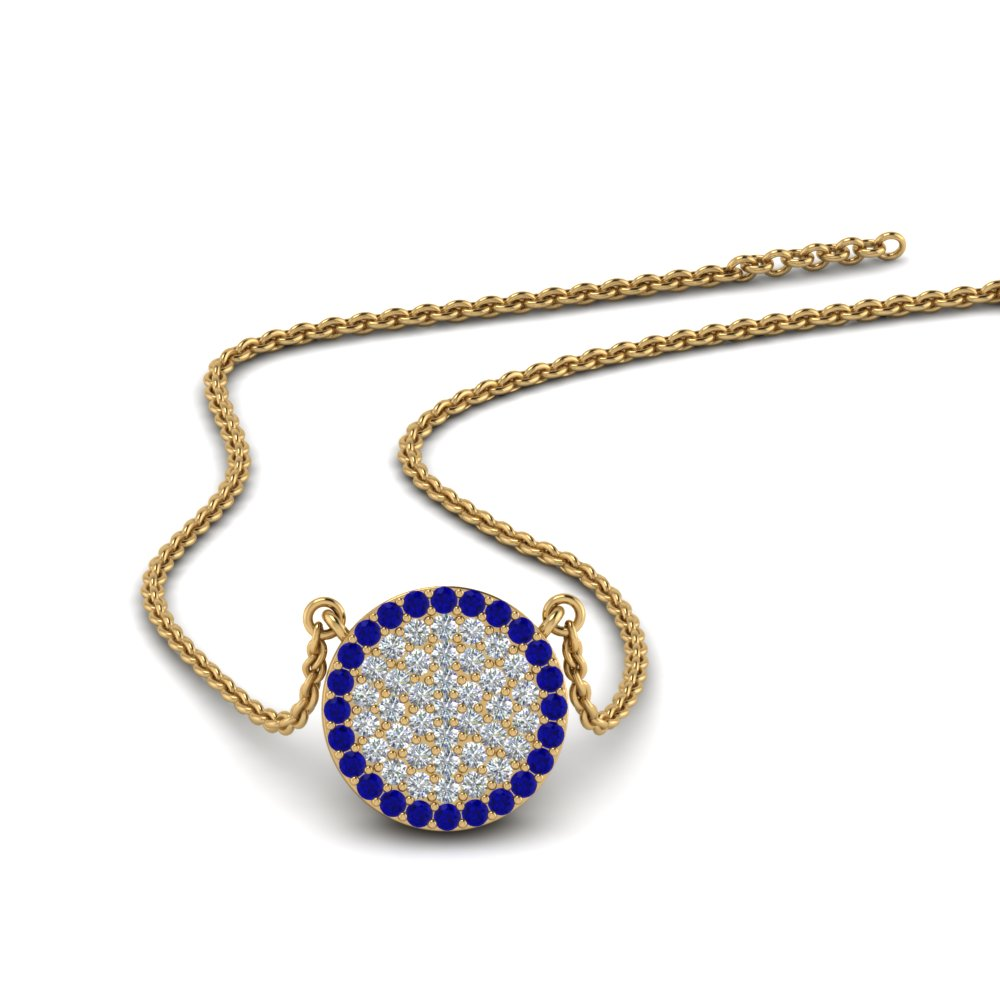 0.30 ct.-diamond-disc-pendant-with-sapphire-in-FDPD9255(10.00MM)GSABL-NL-YG