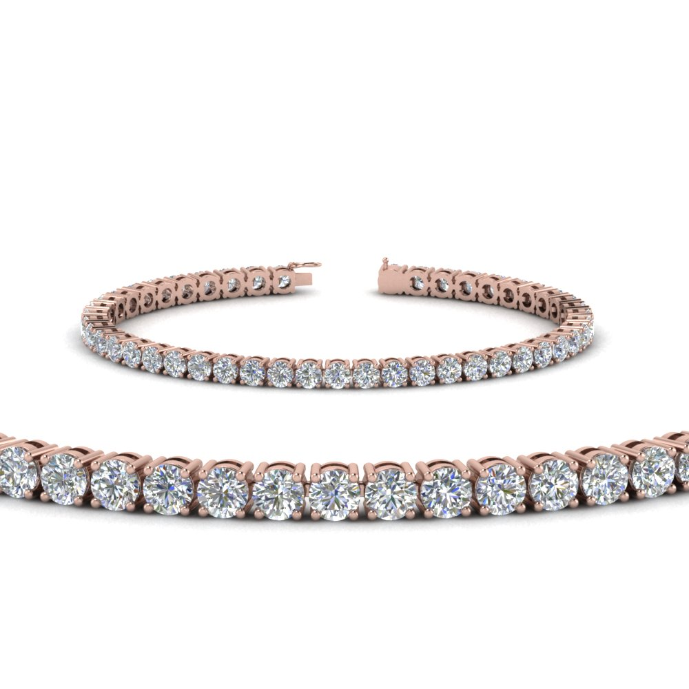 7 carat diamond mom bracelet gifts in FDBRC8639 7.5CT NL RG