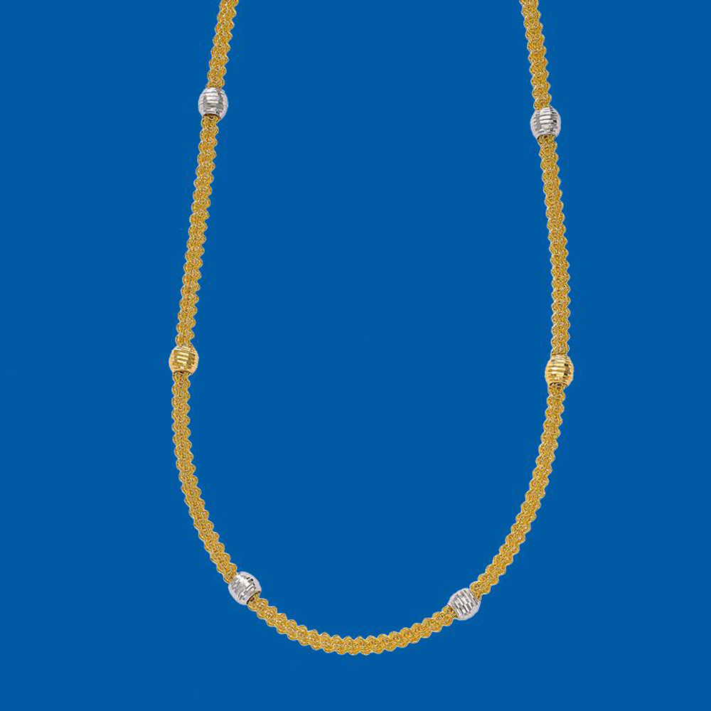 Beads with-gold -chain-in-MGSFNET17ANGLE1-YG-NL