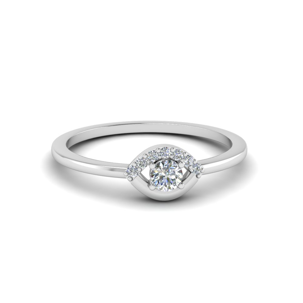 Diamond Wedding Anniversary Ring