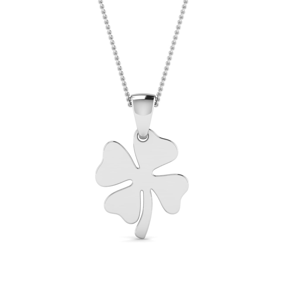 Lucky Flower Pendant