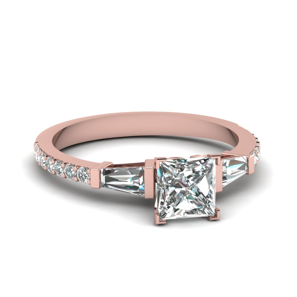 Delicate And Affordable Diamond Rings