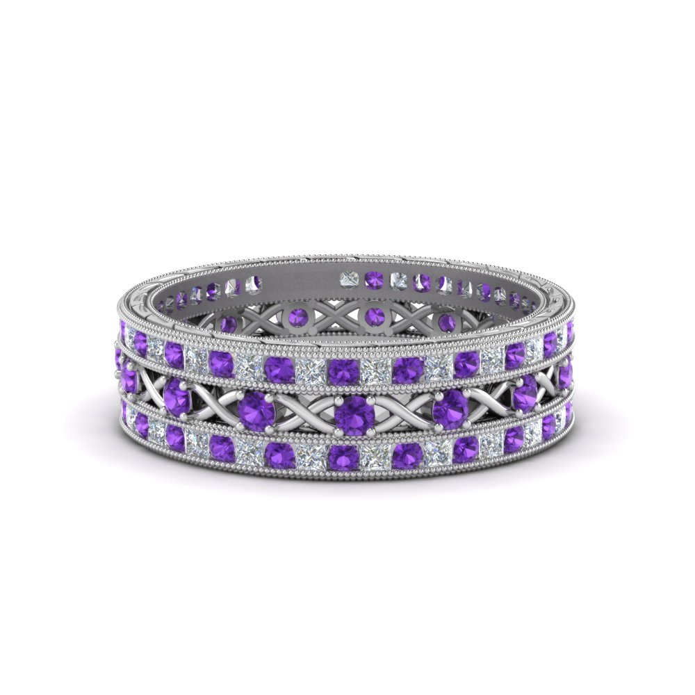 antique-diamond-stackable-band-with-purple-topaz-in-FD9117ROGVITOANGLE3-NL-WG