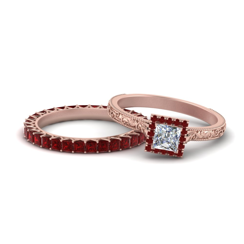 antique-halo-diamond-ring-with-ruby-eternity-band-in-FD9121GRUDR-NL-RG-GS