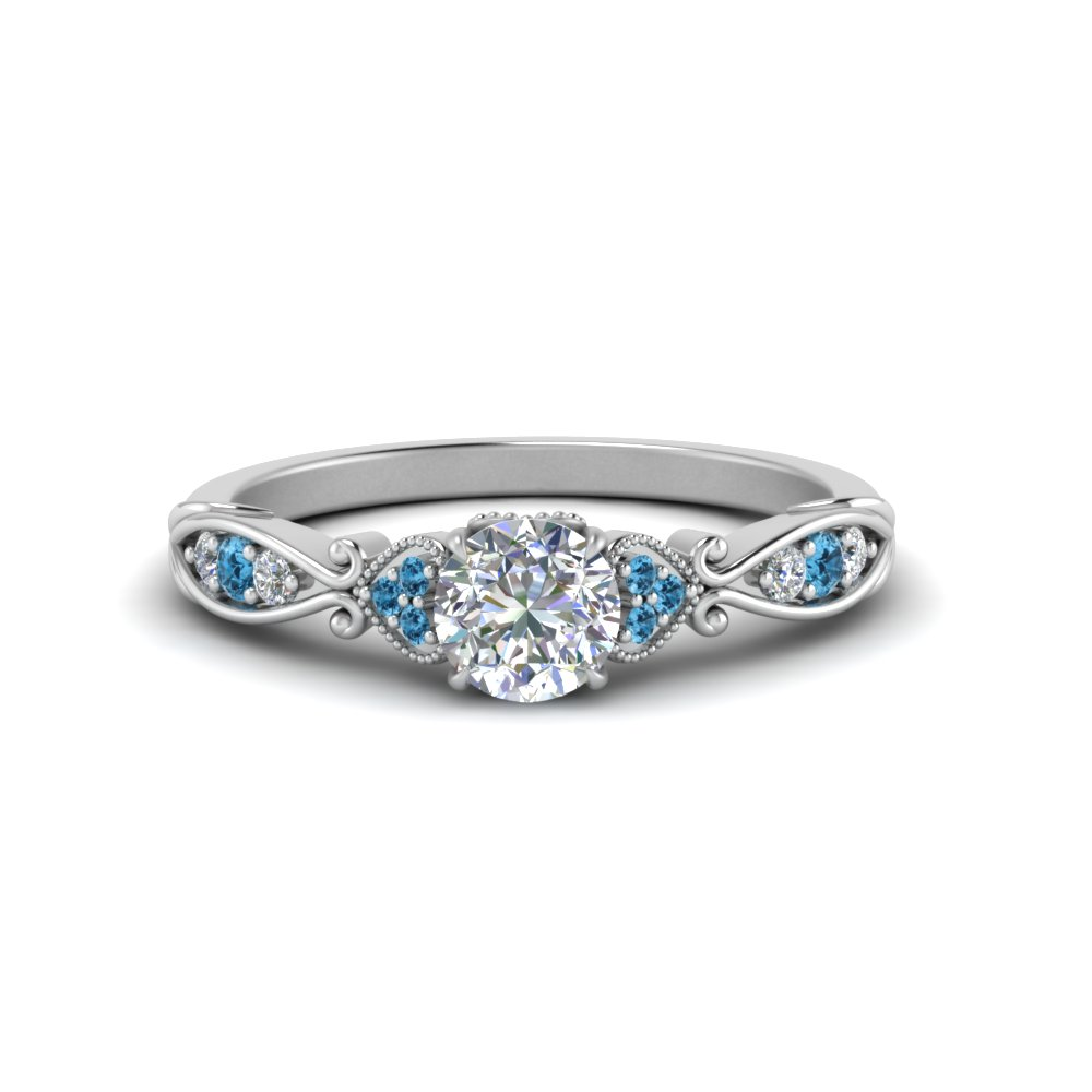 antique-pave-diamond-ring-with-blue-topaz-in-FD123876RORGICBLTO-NL-WG