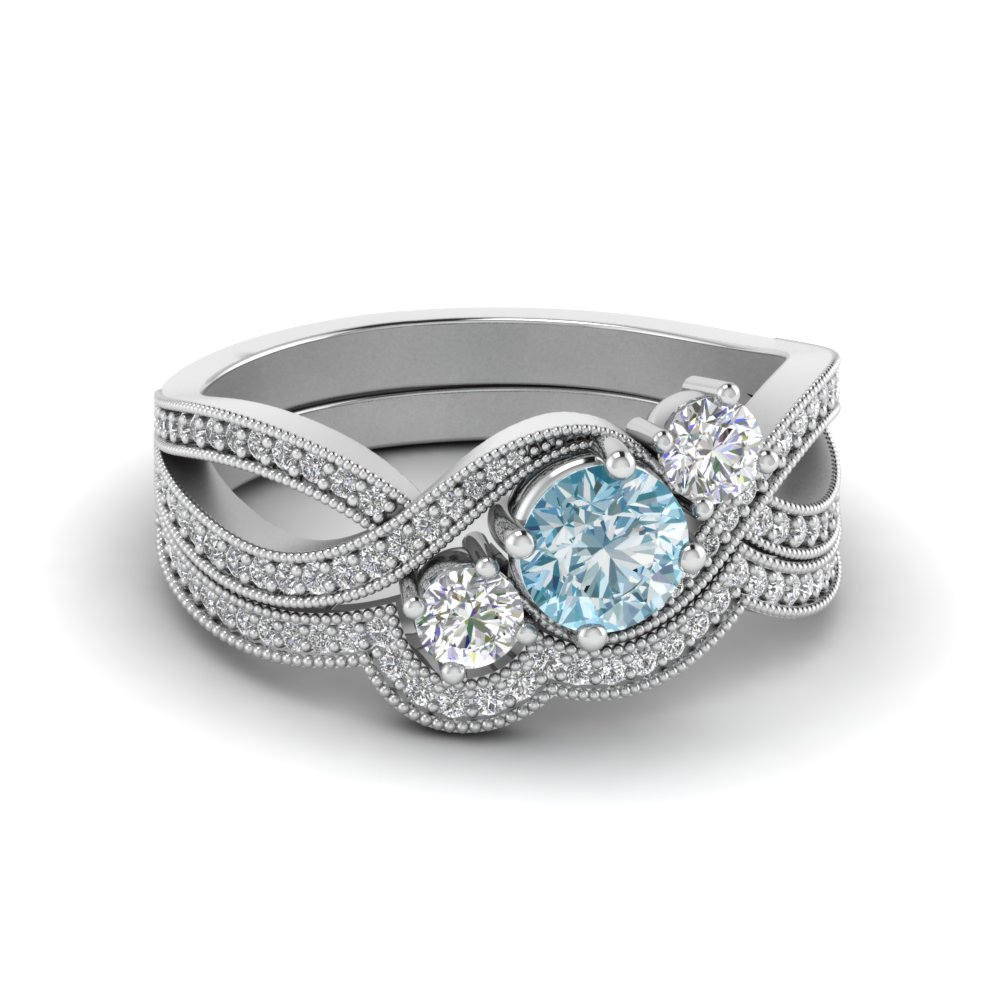aquamarine-3-stone-crossover-wedding-ring-set-in-FD8101ROGAQ-NL-WG