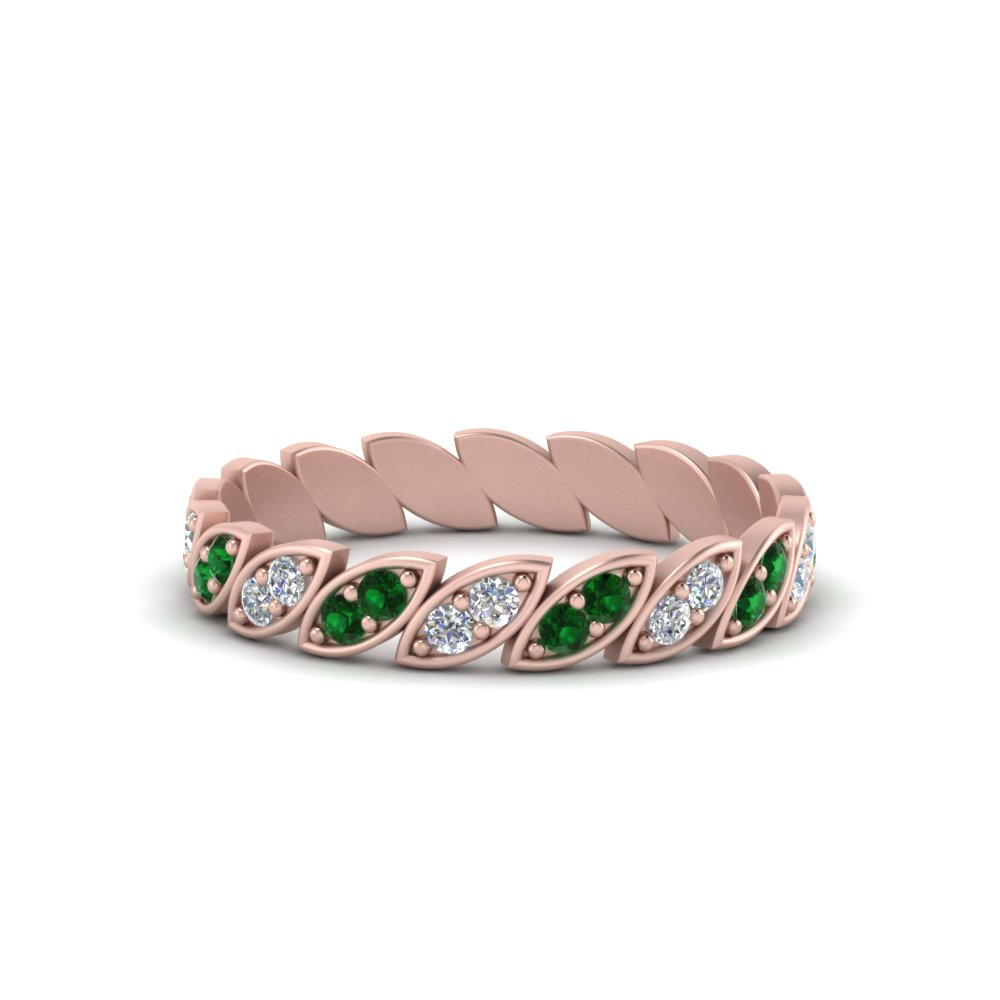 art-deco-diamond-eternity-band-with-emerald-in-FDEWB9443GEMGR-NL-RG