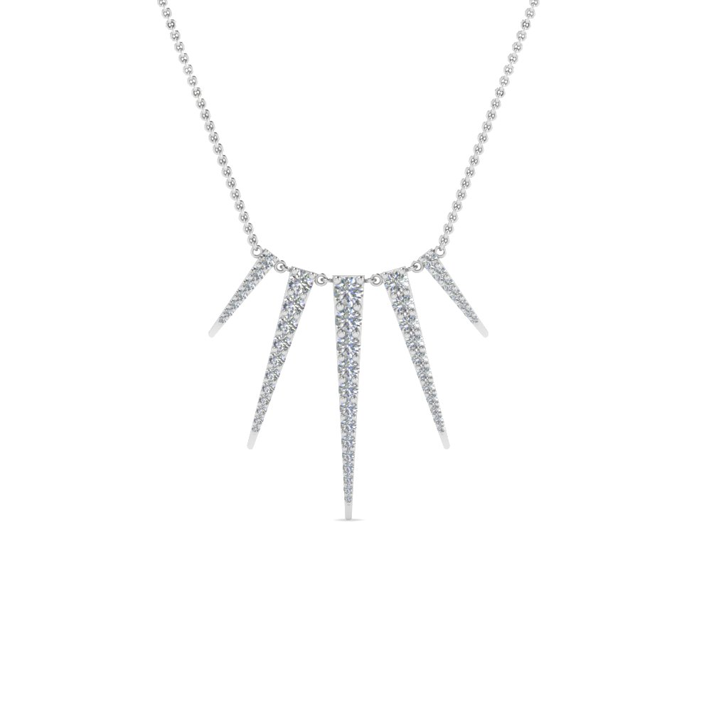 Art Deco Graduated Necklace