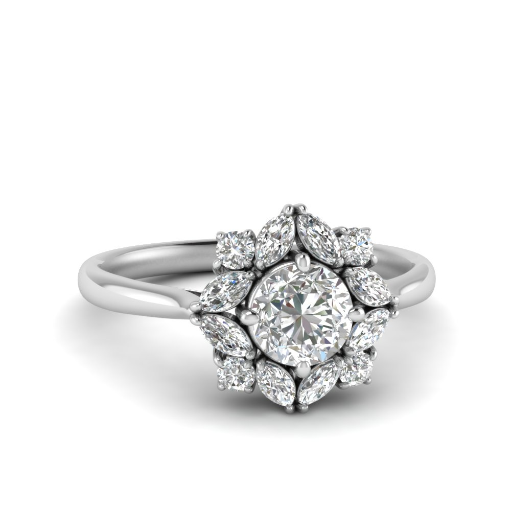 art-deco-halo-lab diamond-engagement-ring-in-FD123772ROR-NL-WG