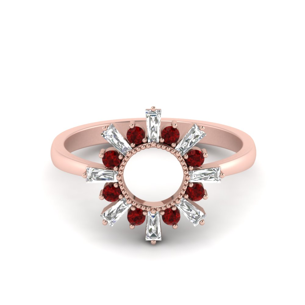 baguette-diamond-sunrays-design-engagement-ring-with-ruby-in-FD123751GRUDR-NL-RG