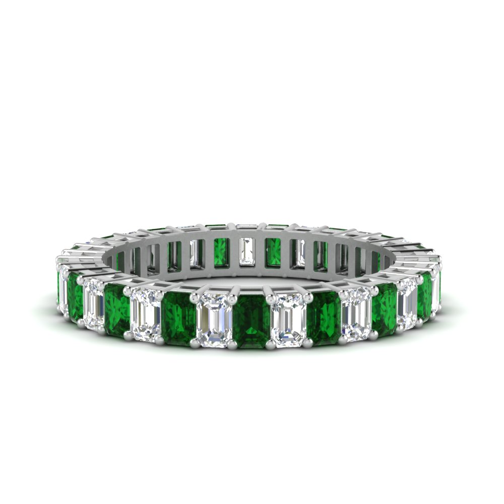 baguette-eternity-wedding-diamond-band-with-emerald-in-FDEWB9293SBGEMGR-NL-WG
