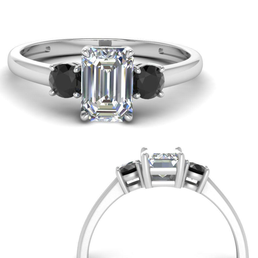 basket-3-stone-emerald-cut-engagement-ring-with-black-diamond-in-FD9166EMRGBLACKANGLE3-NL-WG