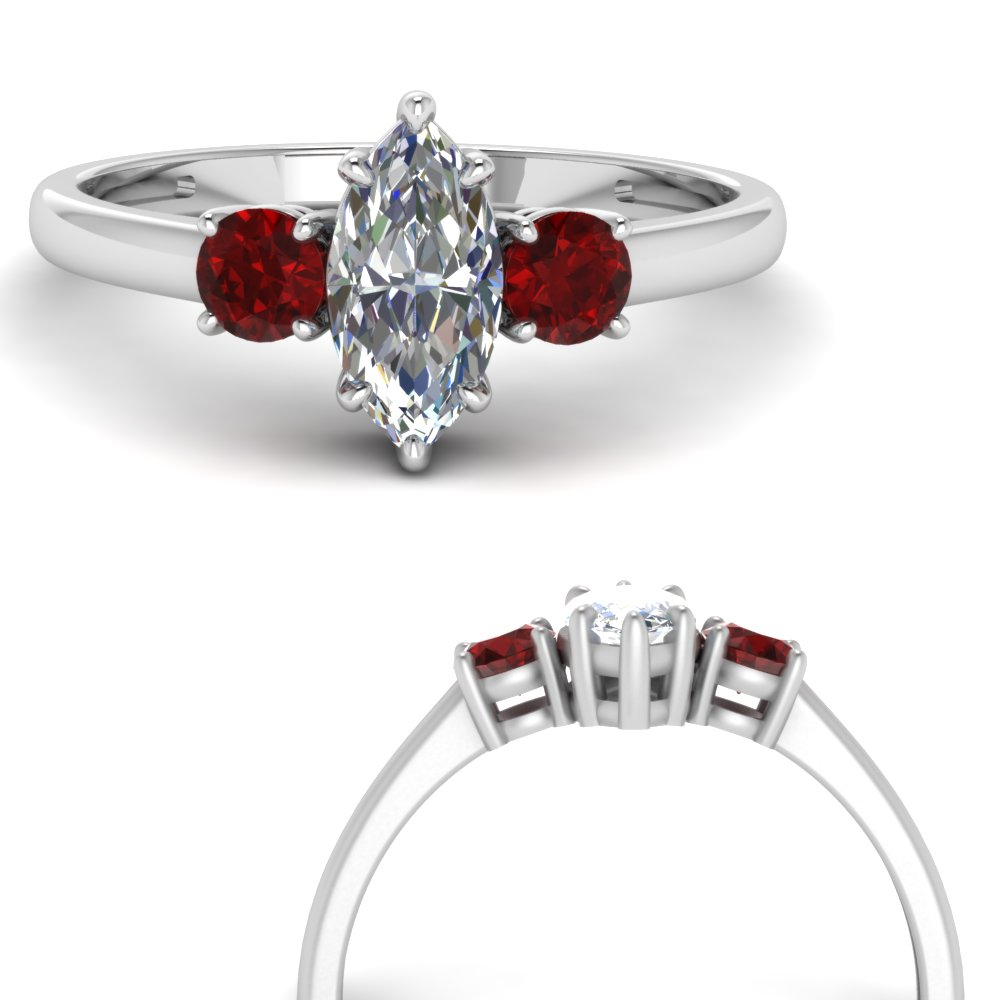 basket-3-stone-marquise-cut-engagement-ring-with-ruby-in-FD9166MQRGRUDRANGLE3-NL-WG