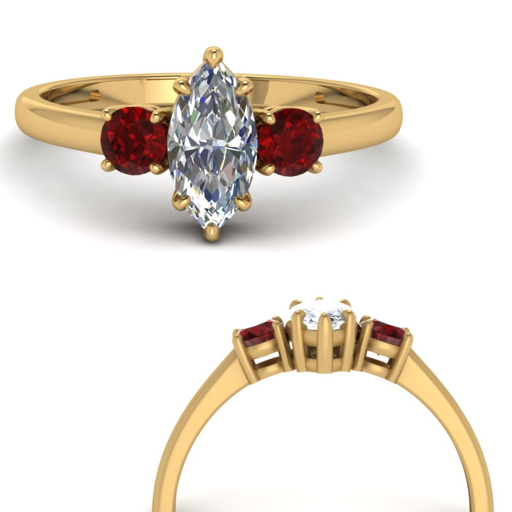 basket-3-stone-marquise-cut-engagement-ring-with-ruby-in-FD9166MQRGRUDRANGLE3-NL-YG