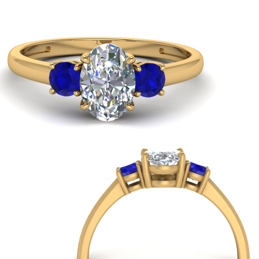 basket-3-stone-oval-shaped-engagement-ring-with-sapphire-in-FD9166OVRGSABLANGLE3-NL-YG