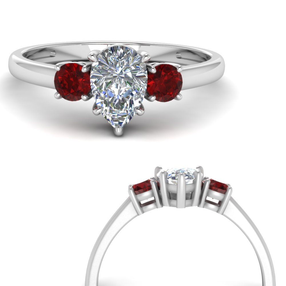 basket-3-stone-pear-shaped-moissanite engagement-ring-with-ruby-in-FD9166PERGRUDRANGLE3-NL-WG